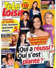 Abonnement Télé Loisirs 1 ans + 10 mois offert (104 numéros)