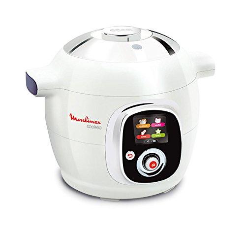 Multicuiseur Intelligent Moulinex Cookeo CE704110 100 recettes/ 7 modes de cuisson (30€ cagnotte fidelité)