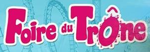 Pass 2015 pour la Foire du Trône comprenant 26 tickets (+10 tours de manèges gratuits et 16 bons de réduction)