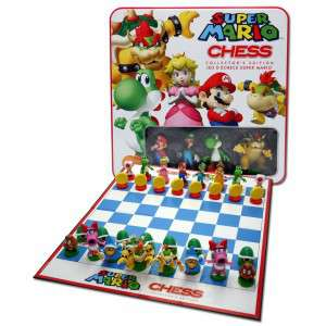 Jeu d'échecs Super Mario