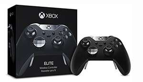 Manette sans fil Xbox One Elite