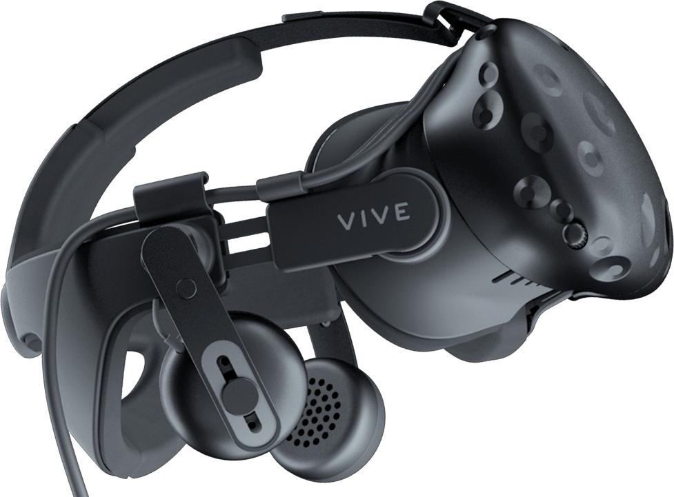 Casque de réalité virtuelle HTC Vive + Deluxe Audio Strap + Fallout 4 VR + Doom VR