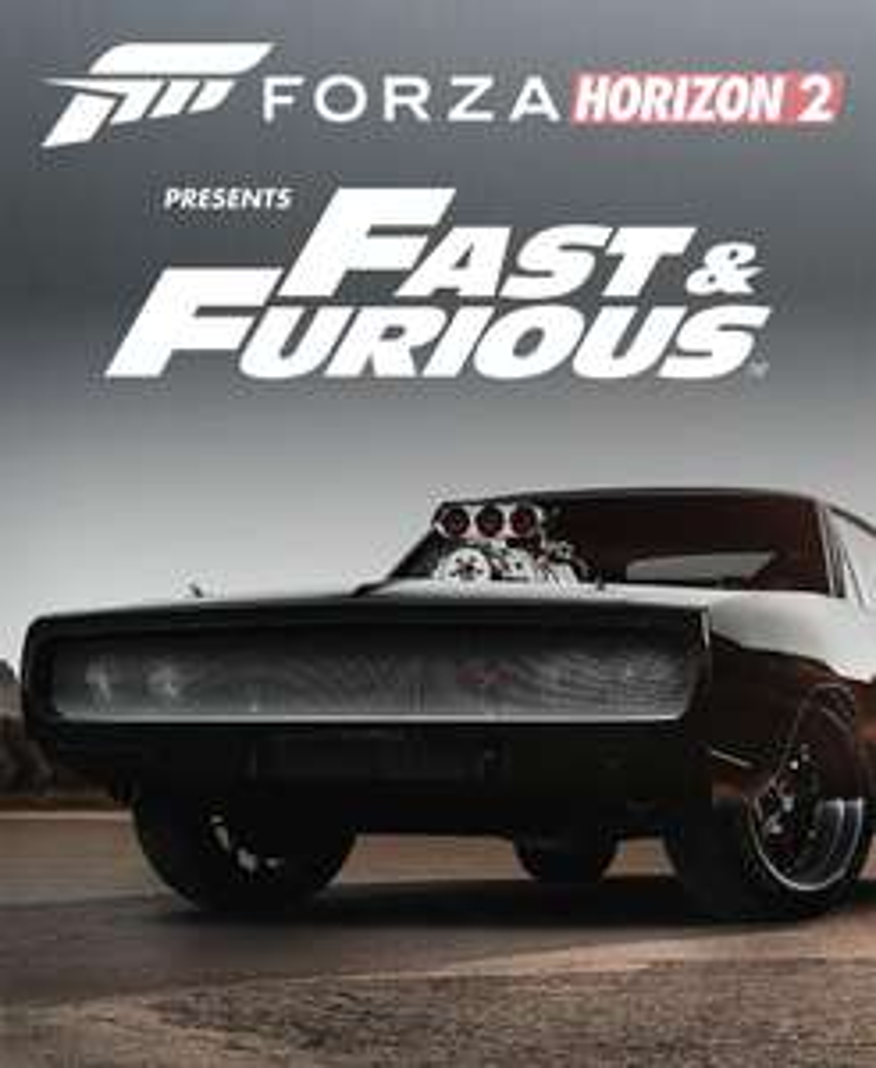 Forza Horizon 2 - Fast & Furious gratuit sur XBOX One et 360 (stand-alone, jouable sans le jeu original)