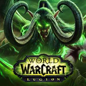 Sélection de jeux en promotion - Ex: World of Warcraft Legion sur PC (Dématérialisé)