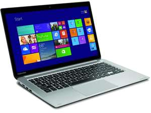 "Pc portable tactile 13.3"" Toshiba KIRA-102 (i7, SSD 250 Go)"