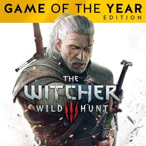 Promo sur toute la série The Witcher - Ex : The Witcher 3 Wild Hunt - Game of the Year Edition sur PC (Dématérialisé - DRM-Free)