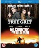 True Grit/No Country for Old Men en Bluray