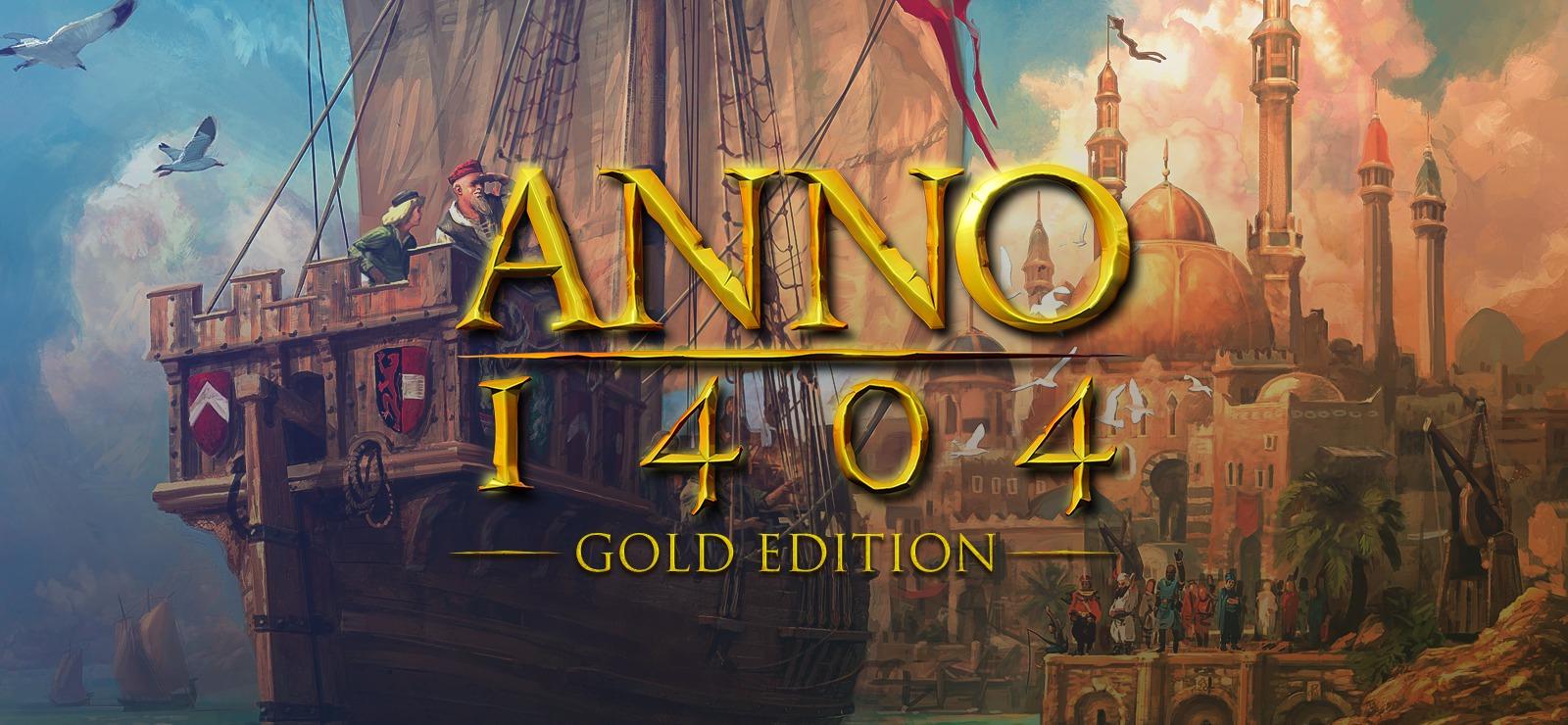Anno 1404 - Gold Edition sur PC (Dématérialisé)