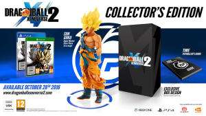 Dragon Ball Xenoverse 2 - Edition Collector sur PS4