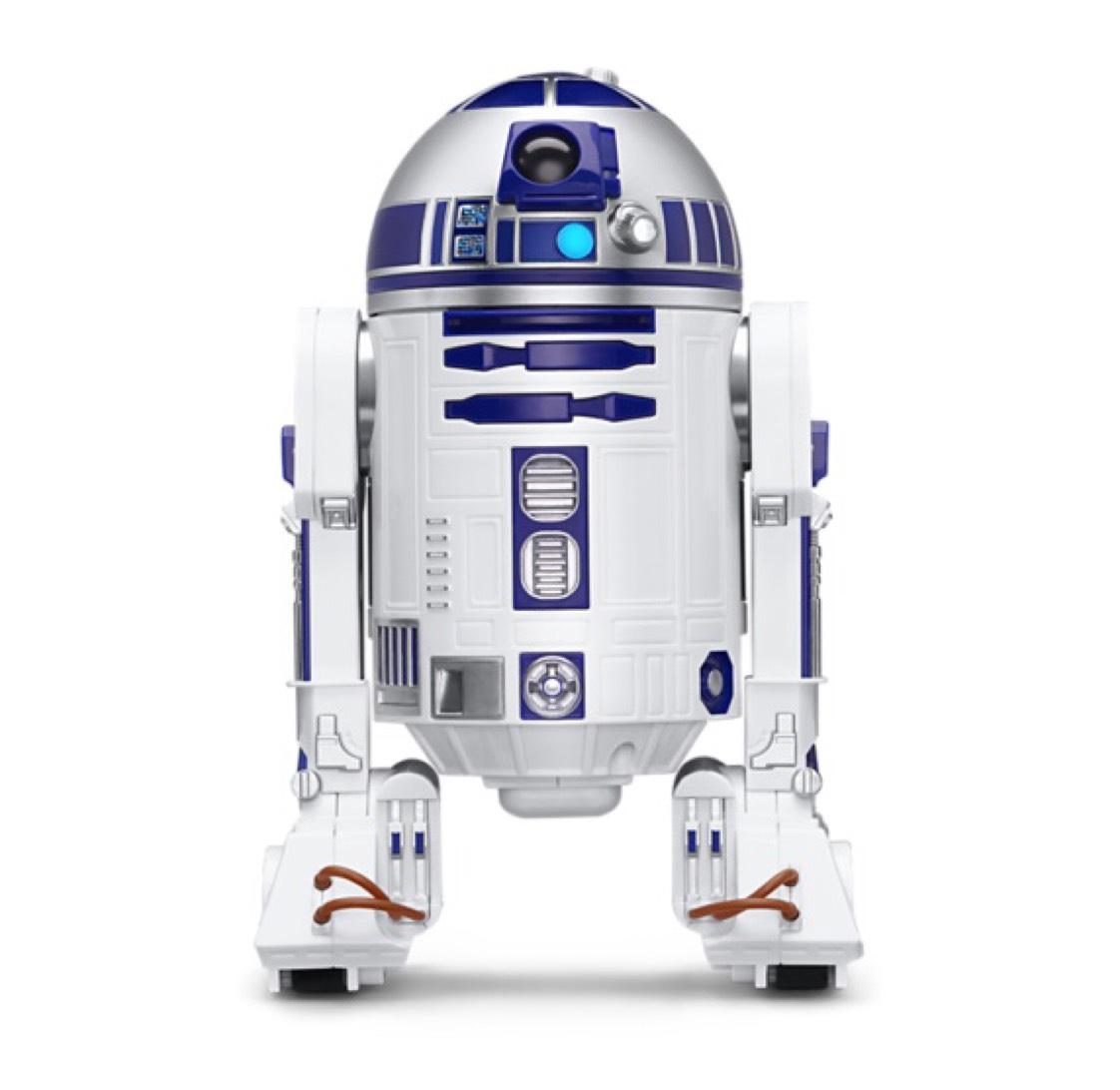 Droïde connecté R2-D2 de Sphero