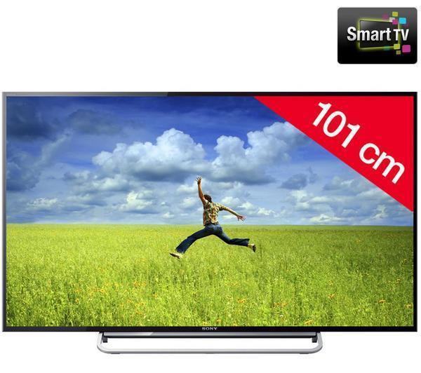 "TV 40""   Sony Bravia  KDL-40W605B Smart TV - LED"