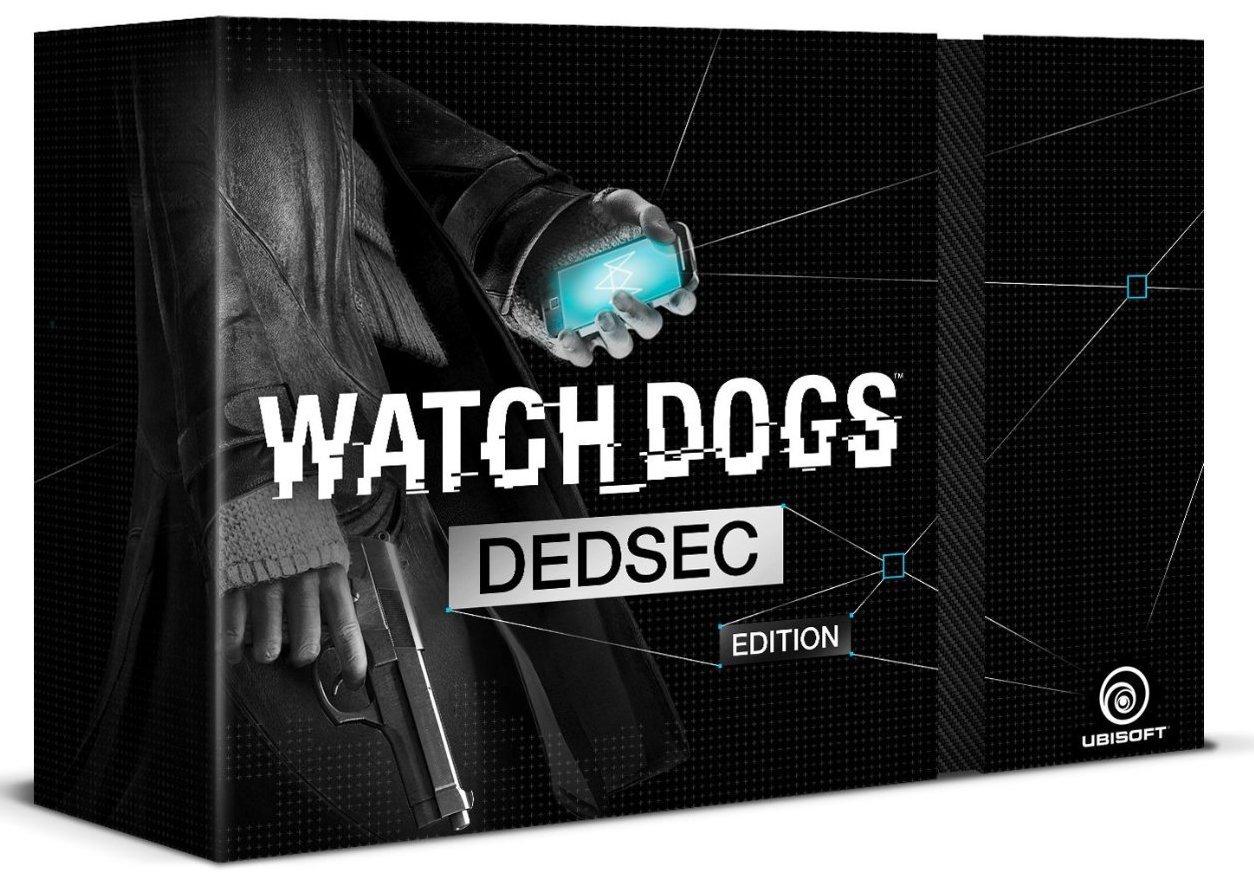 Coffret Watch Dogs Dedsec Edition sur PS4