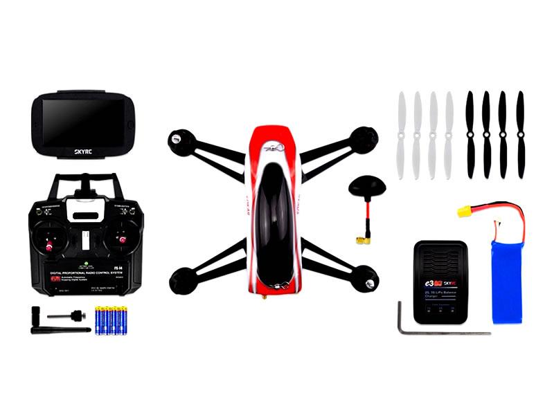 "Drone FPV Skyrc Sokar avec écran 4,3"" - RTF"