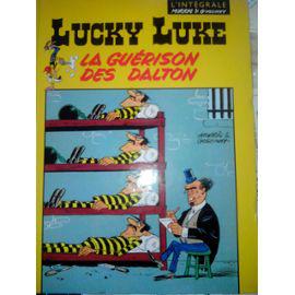 Sélection de BD Lucky Luke
