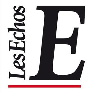 Abonnement numérique d'un an au journal Les Echos avec paiement mensuel