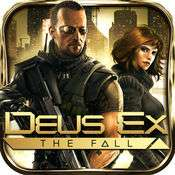 Deus Ex: The Fall sur iOS