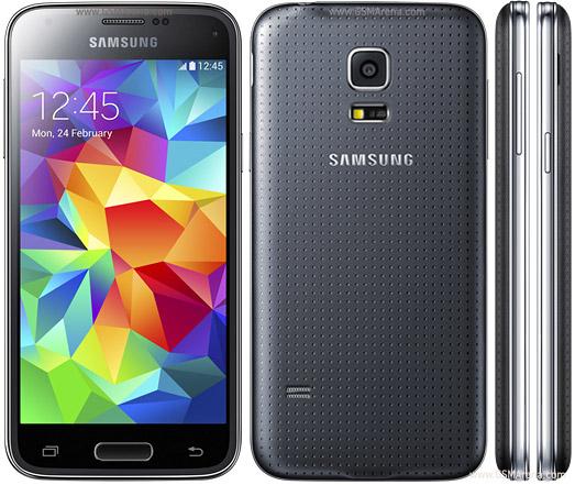 "Smartphone 4.5"" Samsung S5 Mini (Avec 87,48€ sur la carte Waaoh)"