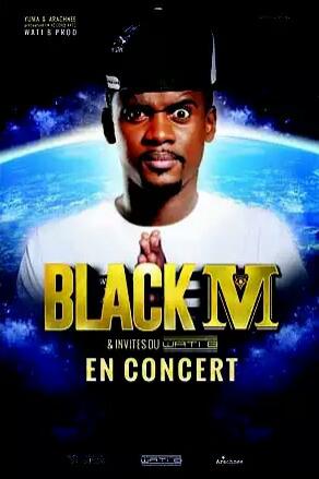Places pour le concert de Black M à l'Olympia (Mercredi 22 Avril)