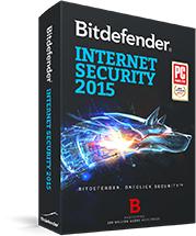 Bitdefender Internet Security 2015 - Licence de 6 mois gratuit pour PC