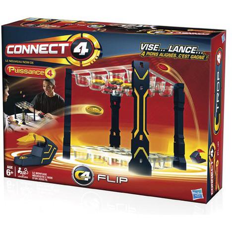 Jeu Hasbro Connect 4 Flip (avec 15€ sur la carte + ODR 20€)