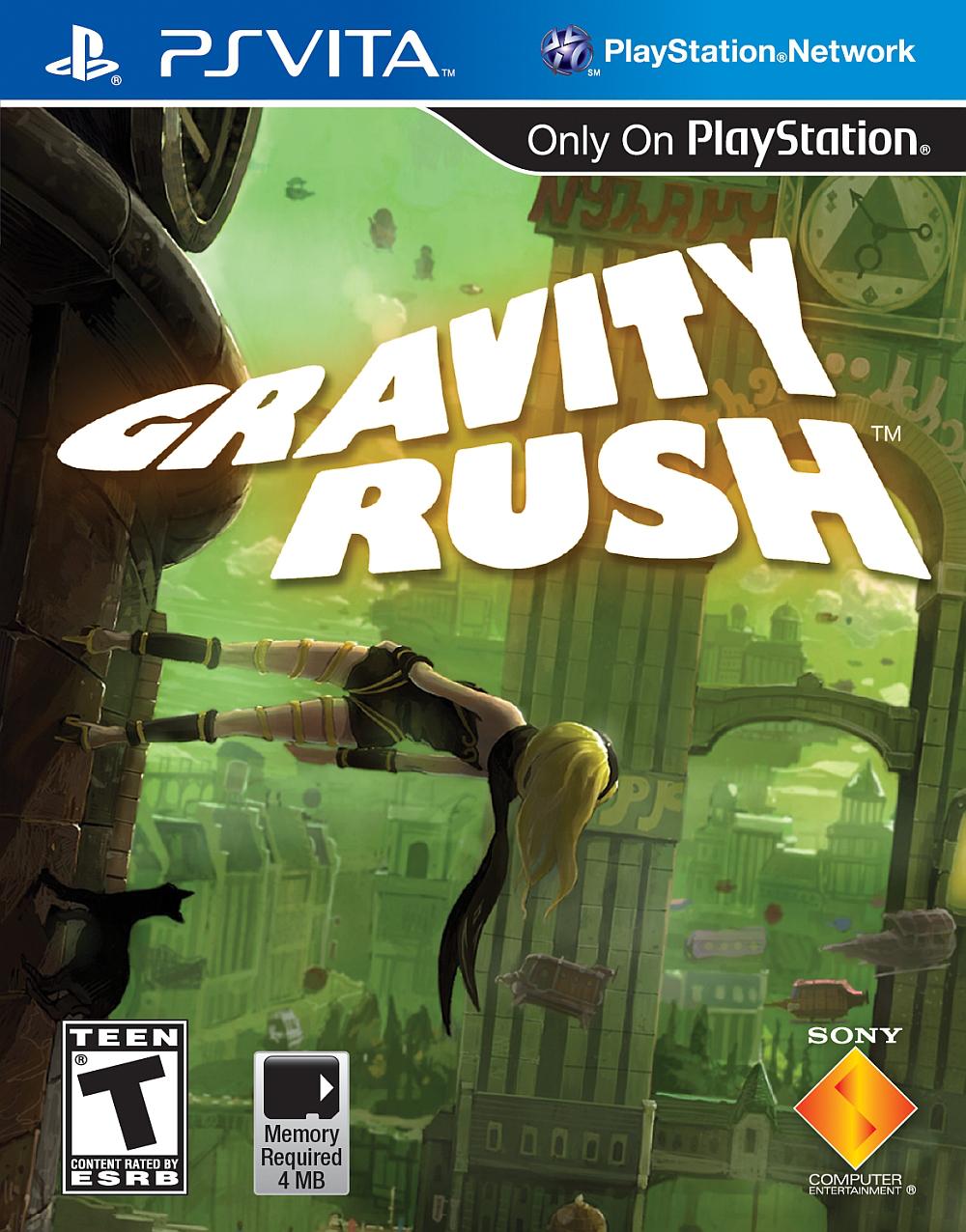 Jusqu'à -96% sur une sélection jeux dématérialisés PSP PS1/2/3/4 Vita - Ex : Gravity Rush