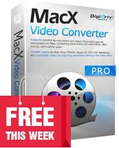 Logiciel MacX Video Converter Pro gratuit sur Mac (Dématérialisé)