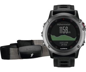 Montre connectée GPS Garmin fēnix 3 + ceinture HRM