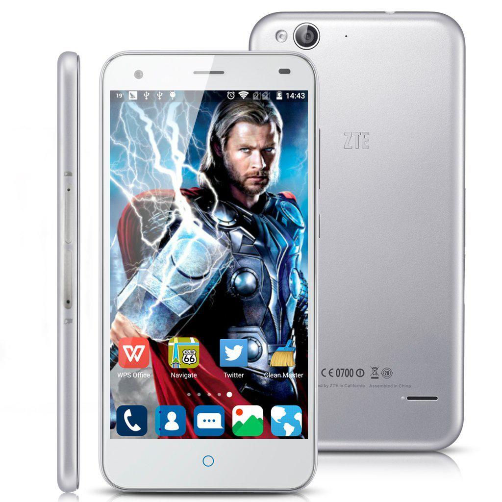 "Smartphone 5"" ZTE Blade S6 - HD Octa Core 2Go / 16Go Android 5.0 4G"