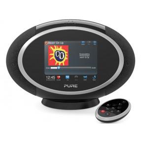 Système radio et musique sans fil portable Sensia 200D Connect - écran couleur tactile - stockage par port USB