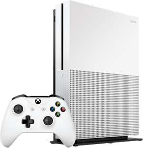 Console Microsoft Xbox One S - 500 Go (Frontaliers Suisse)