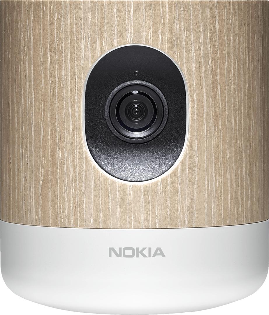 Caméra connectée Nokia Home, Babyphone et qualité de l'air