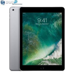 """Tablette 9.7"""" Apple iPad 2017 - 32 Go, WiFi, Argent et noir (dwi-digital-cameras)"""
