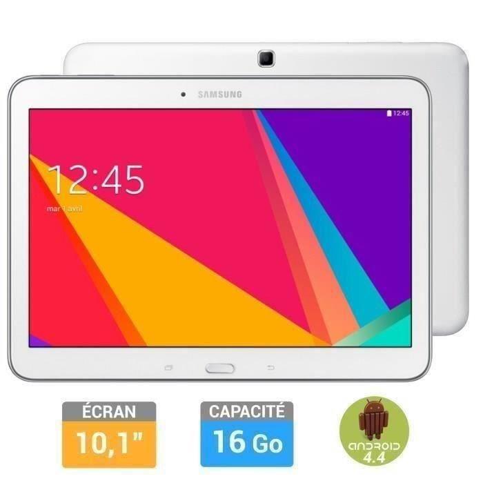 """Tablette 10"""" Samsung Galaxy Tab 4 (Avec ODR de 30€)"""