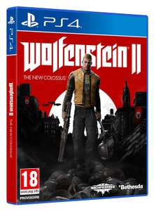 Wolfenstein II The New Colossus sur PS4 ou Xbox One