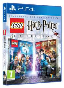 Lego Harry Potter Collection sur PS4