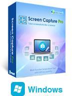 Logiciel capture d'écran et vidéo Apowersoft Screen Capture Pro gratuit (au lieu de 39.95$)