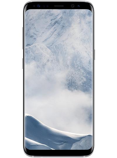 "Smartphone 5.8"" Samsung Galaxy S8 + Forfait Power 50Go à 30€ / mois pendant 12 mois"