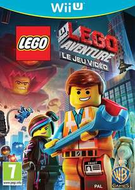 Lego La Grande Aventure ou Lego Marvel Super Heroes sur Wii U + Porte clés Lego Joker