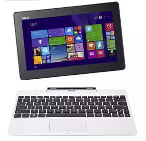"PC Portable Hybride Tactile 10.1"" Asus T100, 1Go RAM, 32Go, Windows 8.1 + Office 365"