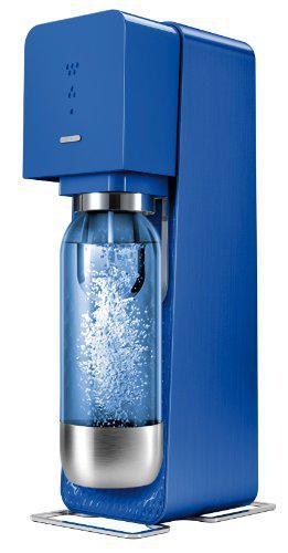 Machine à gazéifier Sodastream Source - Bleu Metal Edition
