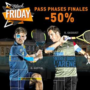 Tennis Pass Phase finale Tournoi ATP 250 Open Sud de France