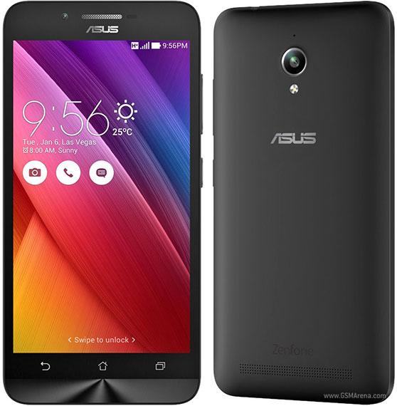 """Smartphone 5"""" Asus Zenfone GO - 16Go, 2Go de Ram, 4G - Hyper U de Savenay (44)"""