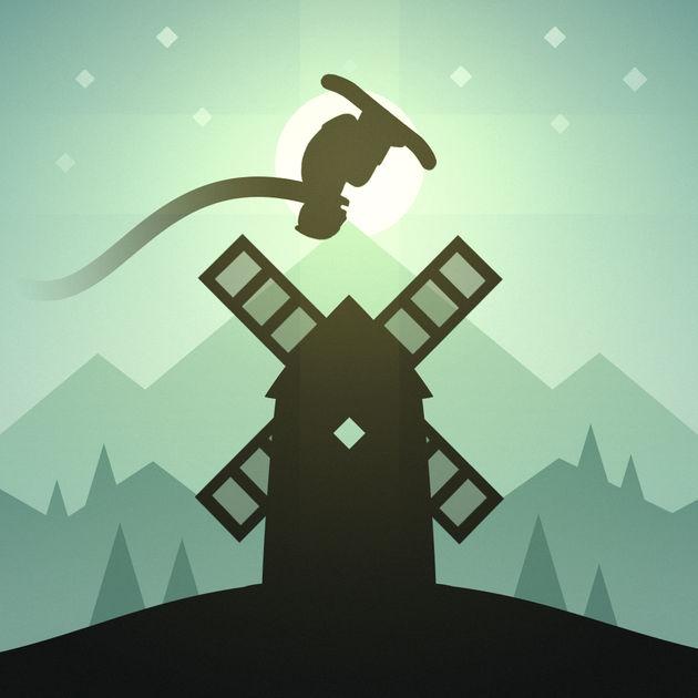 Jeu Alto's Adventure pour iOS