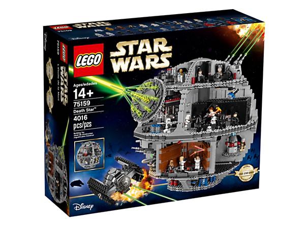 Lego 75159 - L'Étoile de la Mort