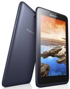 """Tablette 7"""" Lenovo A7-50 16GO WIFI Bleu marine (avec ODR 30€)"""
