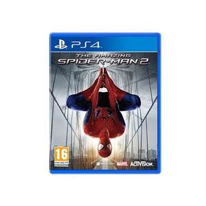 The Amazing Spider-Man 2 sur PS4