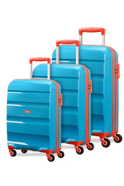 Set de 3 valises American Tourister Bon Air Spinner (55cm, 66cm, 75cm)