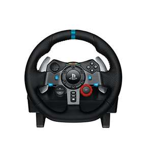 volant de course logitech g29 g920 pour ps4 xbox one et pc p dalier. Black Bedroom Furniture Sets. Home Design Ideas