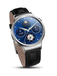Montre connectée Huawei Watch (via ODR 50€)