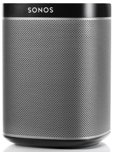 Enceinte Sans-fil Sonos Play:1 Noir - WiFi